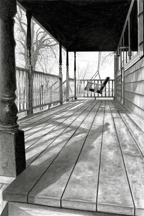 The Old Swing Bench