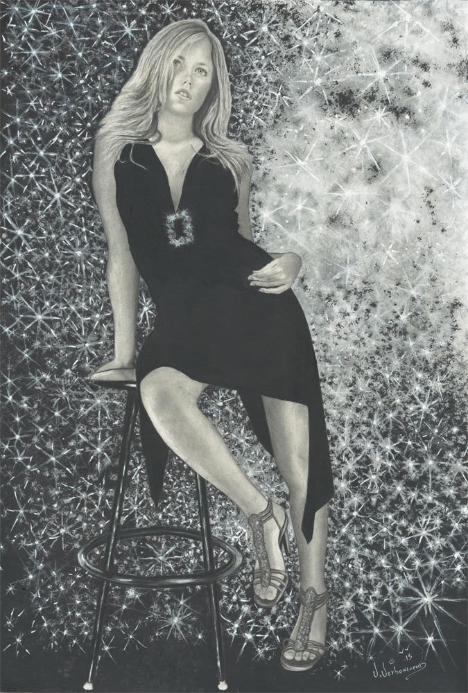 Woman-in-Black